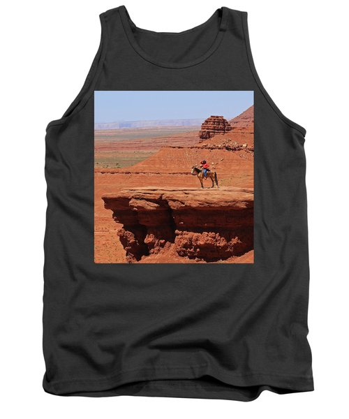 Grand Canyon Tank Top by Ronald Olivier