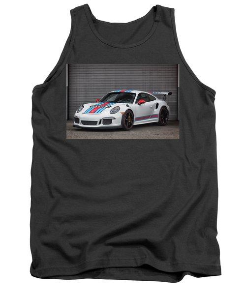 #martini #porsche 911 #gt3rs #print Tank Top