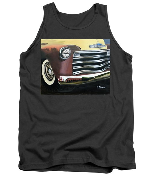 53 Chevy Truck Tank Top