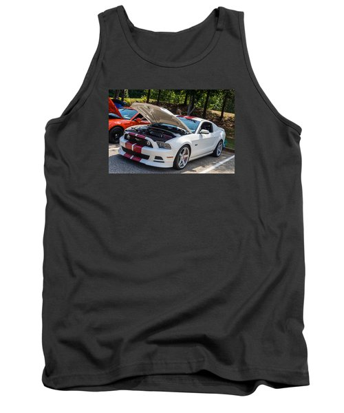Hall County Sheriffs Office Show And Shine Car Show Tank Top