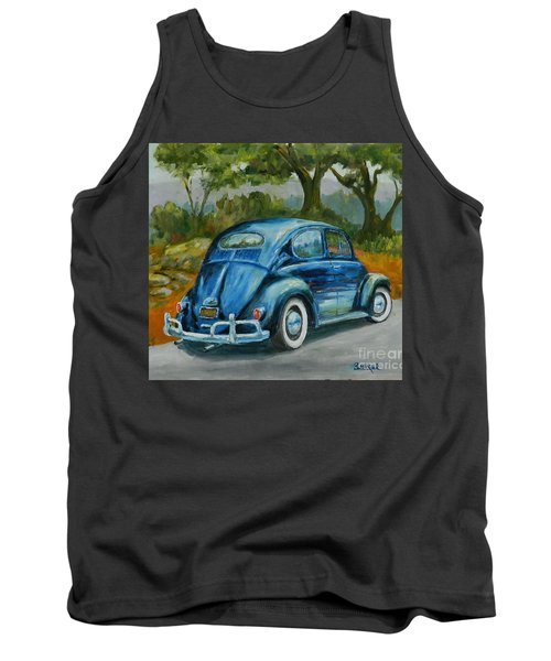 57 Vee Dub Tank Top by William Reed