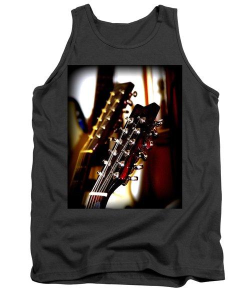 5796-001 Washburn - Guitar Tank Top