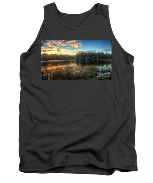 Flint Creek Tank Top by Maddalena McDonald