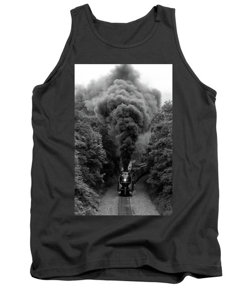 611 At Fiery Road Overpass Tank Top