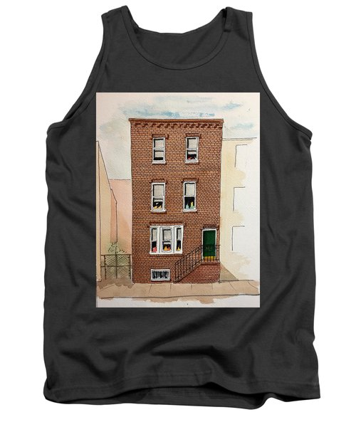 615 South Delhi St. Tank Top