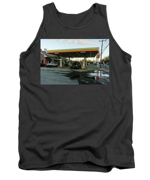 6a Station. Tank Top