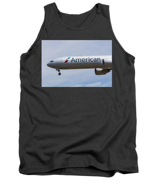 American Airlines Boeing 777 Tank Top