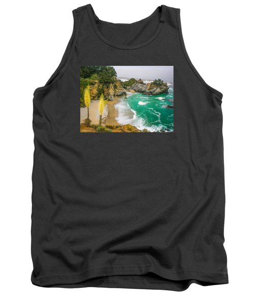 #7842 - Big Sur, California Tank Top