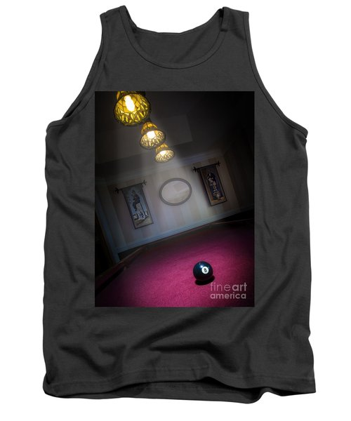 8 Ball Tank Top by Brian Jones