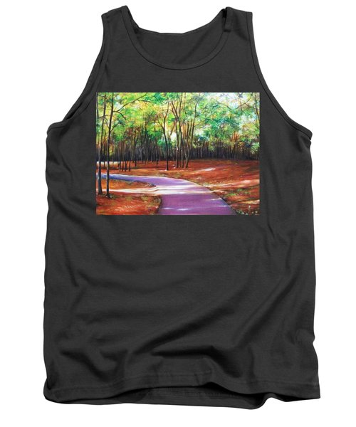 Tank Top featuring the painting Home by Emery Franklin