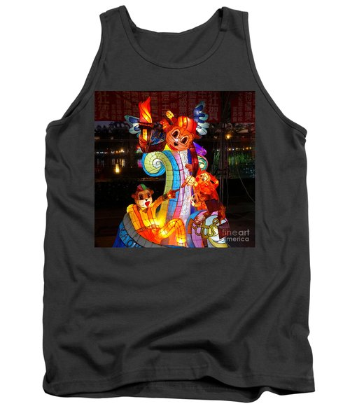 The 2016 Kaohsiung Lantern Festival Tank Top by Yali Shi