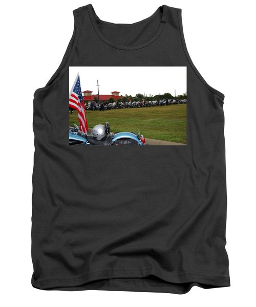 911 Ride Line Up Tank Top