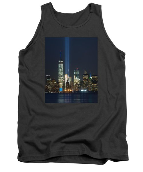 9.11.2015 Tribute In Light Tank Top by Kenneth Cole