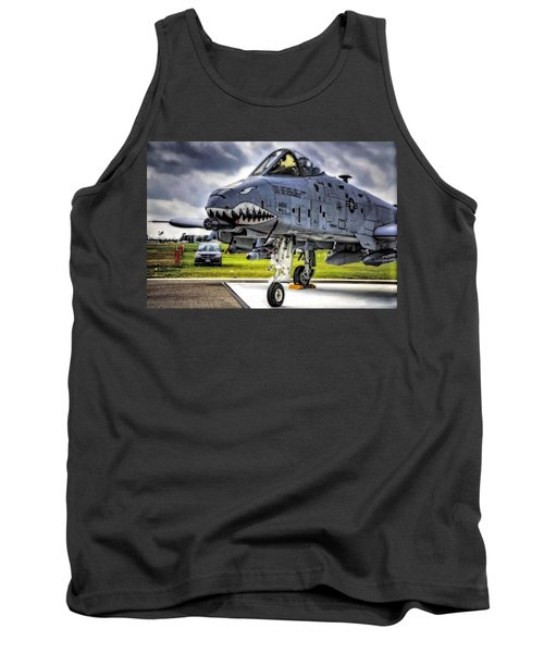 A-10 Thunderbolt  Tank Top by Michael White