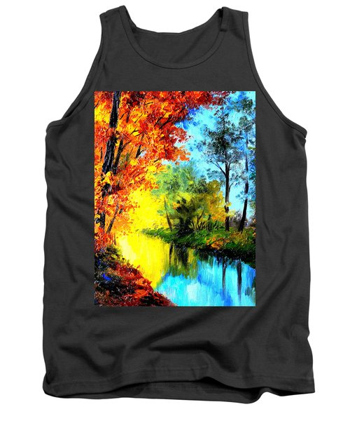 A Beautiful Day Tank Top