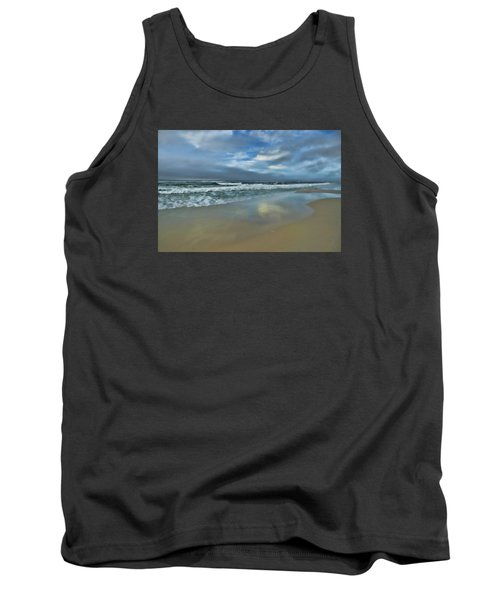 Tank Top featuring the photograph A Beautiful Day by Renee Hardison