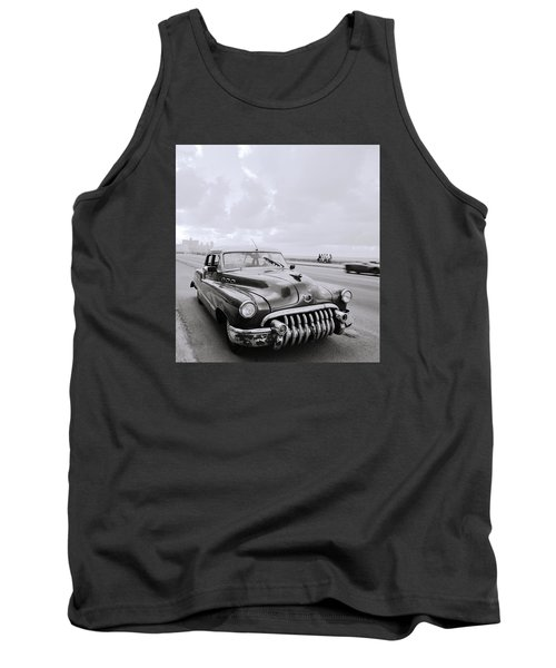 A Buick Car Tank Top by Shaun Higson