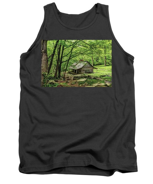 A Cabin In The Woods Tank Top