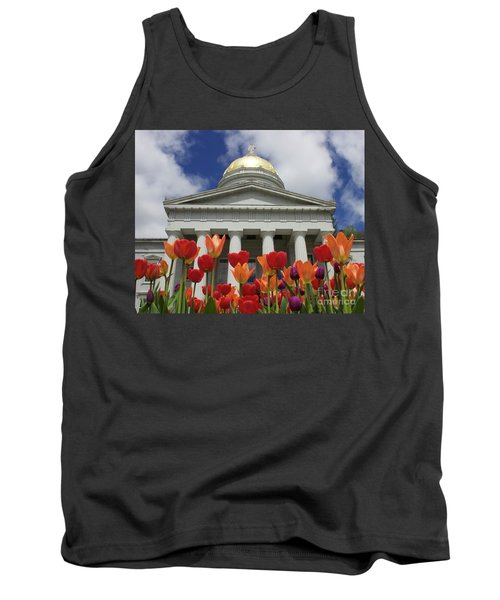 A Capitol Day Tank Top by Alice Mainville