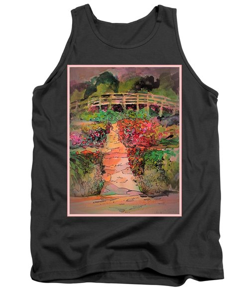 A Charming Path Tank Top by Mindy Newman