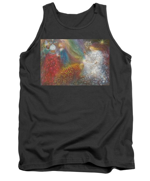 A Child Is Born Tank Top