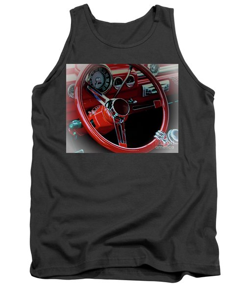A Classic In Everyone's Dreams Tank Top by Al Bourassa