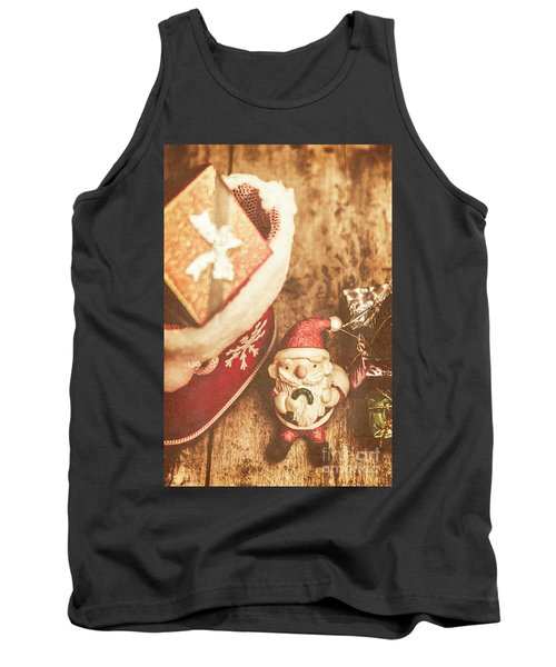 A Clause For A Merry Christmas  Tank Top