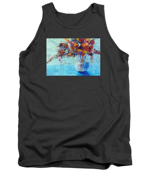 A Cool Spot Tank Top by Becky Chappell