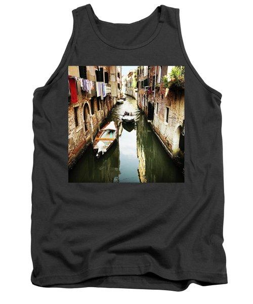 A Corner In Venice Tank Top
