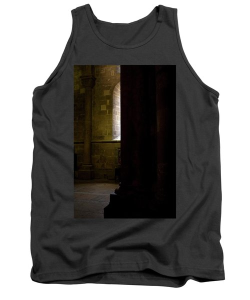 Tank Top featuring the photograph Slice Of Light by Lorraine Devon Wilke