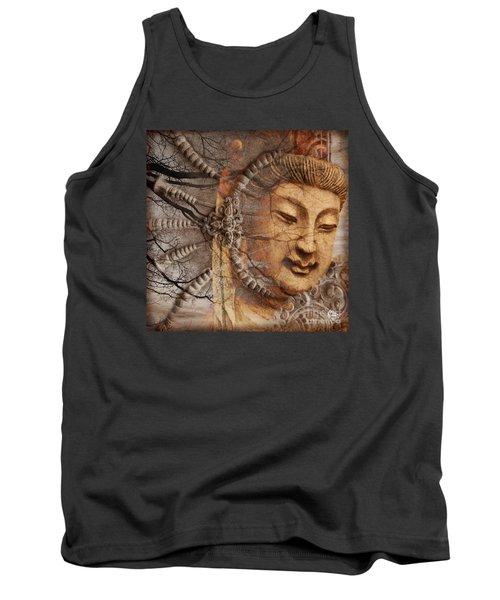 A Cry Is Heard Tank Top by Christopher Beikmann