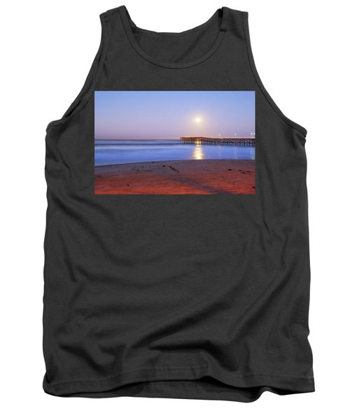 A Crystal Moon Tank Top by Joseph S Giacalone