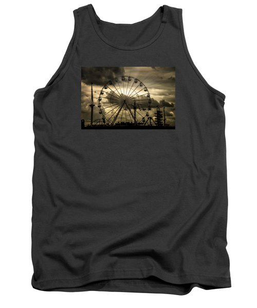 Tank Top featuring the photograph A Day At The Fair by Chris Lord