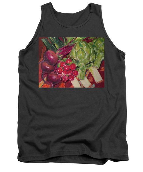 A Day In My Kitchen Tank Top