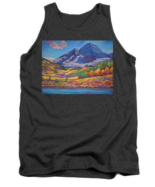 A Day In The Aspens Tank Top