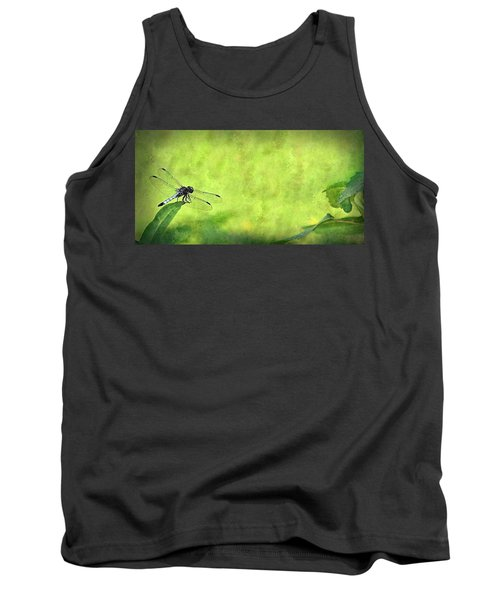 Tank Top featuring the photograph A Day In The Swamp by Mark Fuller