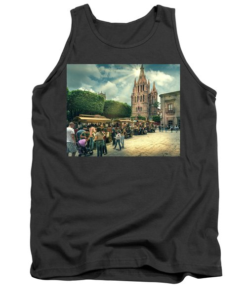 A Day With The Family Tank Top