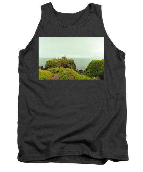 A Defensible Position Tank Top by Jan W Faul