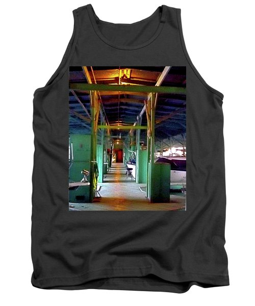 A Delta Boat Shed Tank Top