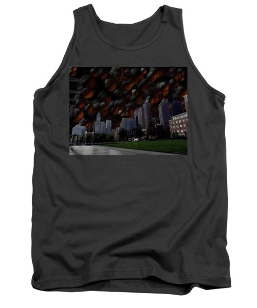 A Dimension Of Boston Rarely Seen Tank Top