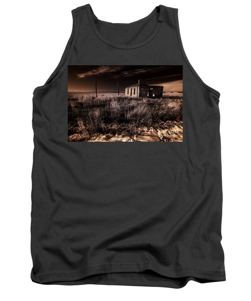 A Dream Deferred Tank Top by William Fields