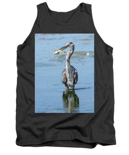 A Fine Breakfast Tank Top by Keith Boone