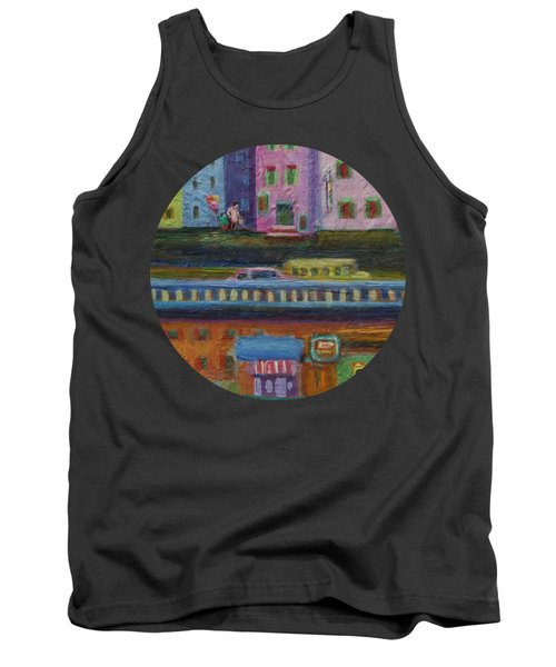 A Fine Day For Balloons Tank Top