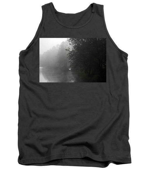 A Foggy Morning In Pennsylvania Tank Top
