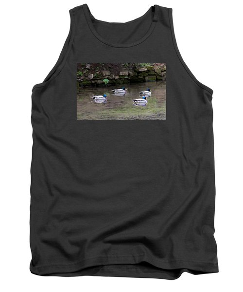 A Gathering Of Men Tank Top
