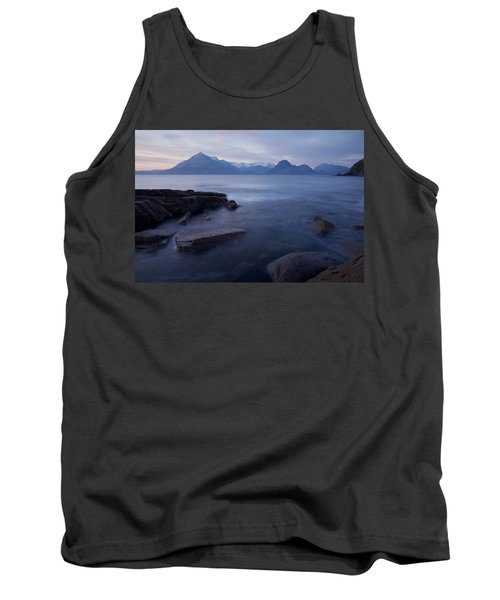 A Gentle Sunset At Elgol  Tank Top