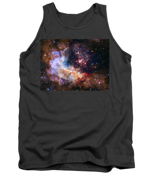 a giant cluster of about 3,000 stars called Westerlund Tank Top