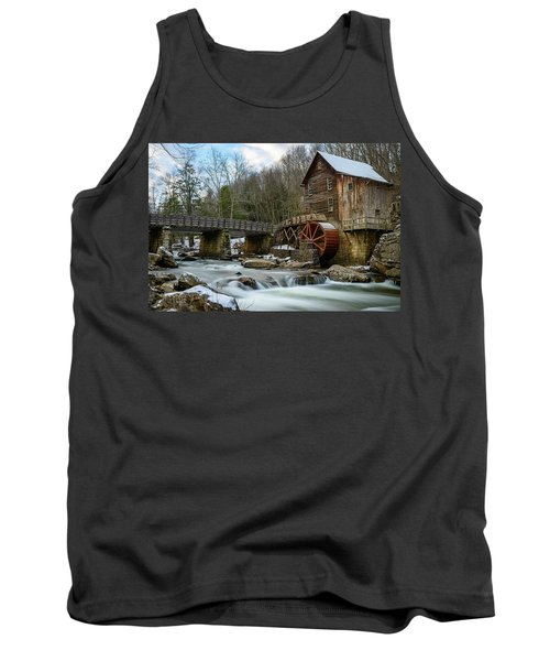 A Glimpse Of Antiquity Tank Top