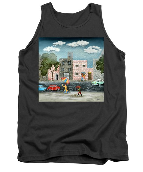 A Great Rainy Day Tank Top