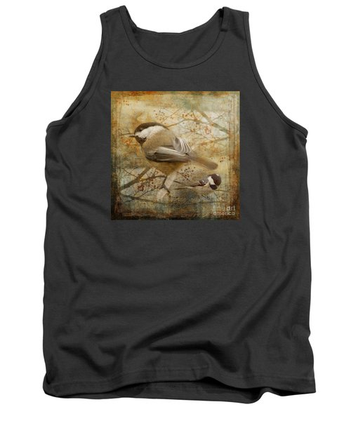 A Harbinger Of Changes 2015 Tank Top